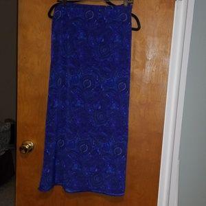 Venezia Paisley Skirt Size 22/24